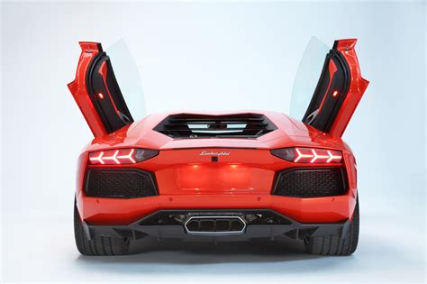 Where Does The Lamborghini Come From Inside And Out Of The New Raging Bull 2012 Lamborghini