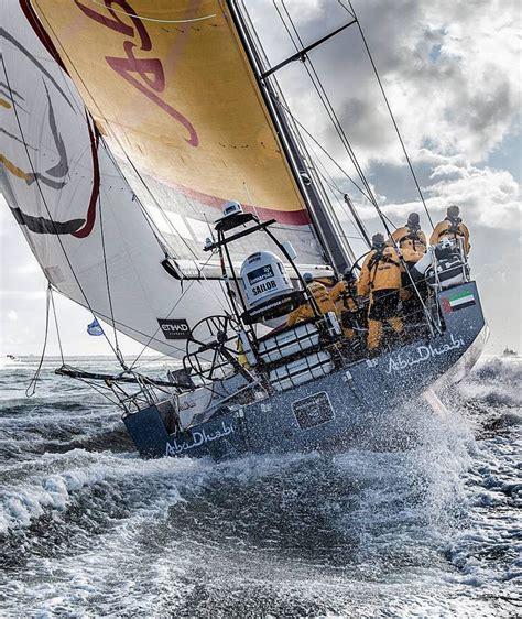ideas  volvo ocean race  pinterest sailing boat sailboats  sailing