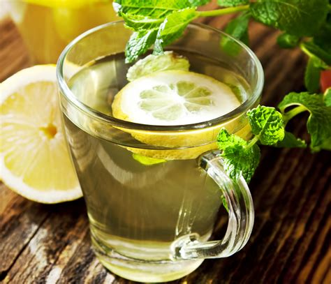 Warm Water Detox by Lemon And Water Helps Weight Loss Sue Ritchie Your