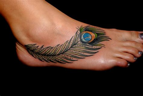 delicate foot tattoo designs butterfly flower tree branch design for