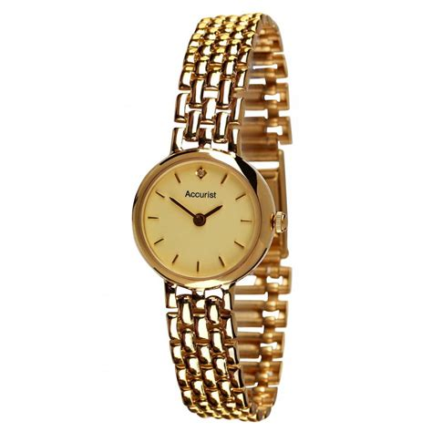 accurist 9ct gold gd2676 market cross jewellers