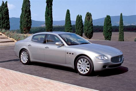 How Much Do Maserati Cost Maserati Quattroporte Saloon 2004 2012 Running Costs