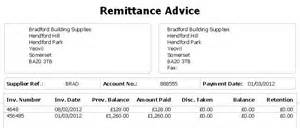 top 5 free remittance templates word templates excel
