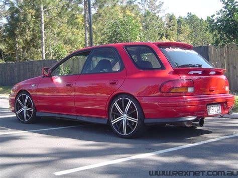 1994 subaru wrx sti 1994 subaru impreza wagon wrx sti cars one