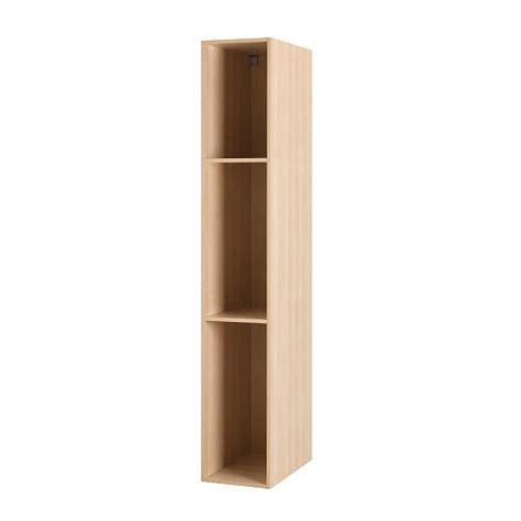akurum high cabinet frame birch effect 15x88 quot ikea