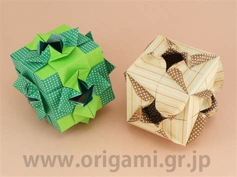 Joint Origami - origami tanteidan magazine volume 27 issue 157 162