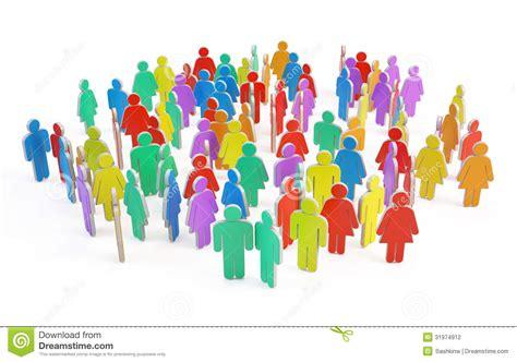 groupe zannier si鑒e social gruppo sociale della gente illustrazione di stock
