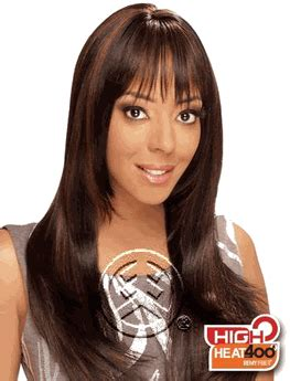 sister remy fiber high heat synthetic wig ht saja hollywood sis remy fiber synthetic wig high tech ht claudia
