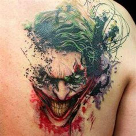 joker tattoo meaning joker 1