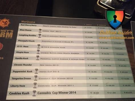 Coffee Cup by Barney S Coffeeshop Amsterdam Coffeeshop Directory