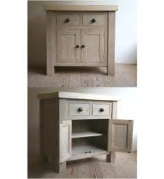Handmade Kitchen Furniture by Handmade Solid Wood Base Units Freestanding Kitchen