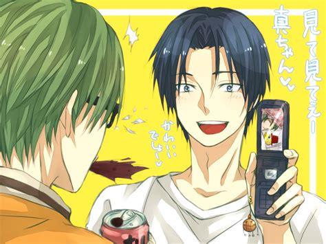 Kuroko No Basuke Last Rubber Takao Kazunari midorima shintarou wallpaper zerochan anime image board