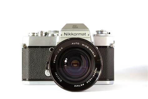Kamera Vintage Nikon nikon analog 183 free photo on pixabay