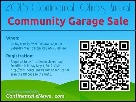 Neighborhood Garage Sales Near Me by 25 Best Ideas About Community Garage Sale On