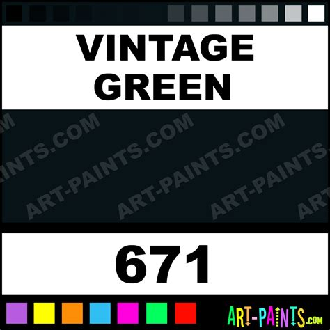 vintage green pigment ink paints 671 vintage green paint vintage green color sun