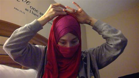 hijab with niqab tutorial youtube tutorial convertible butterfly hijab niqab youtube