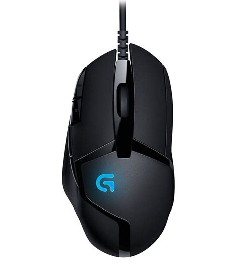 Mouse Logitech Gaming G402 buy logitech g402 hyperion fury optical fps gaming mouse at best price in india snapdeal
