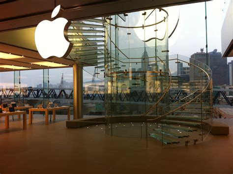 apple x hong kong curtains come off early at flagship hong kong apple store