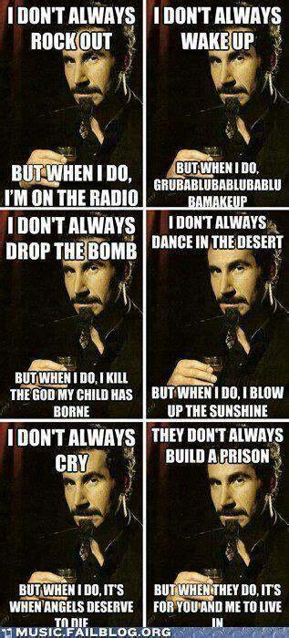 Serj Tankian Meme - 17 best images about metal on pinterest survivor guilt