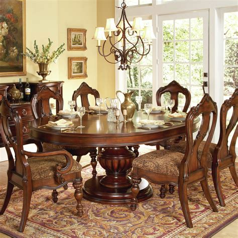 dining room tables round getting a round dining room table for 6 by your own