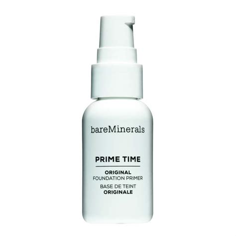 Coming Soon Prime Time Primer From Bare Escentuals by Prime Time Foundation Primer 171 Bareminerals Hong Kong