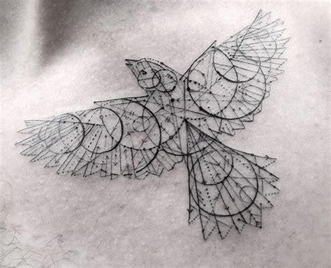 bird skull tattoo meaning