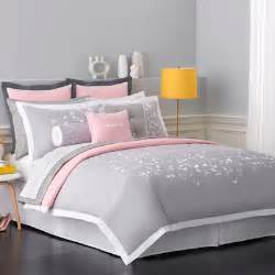 Pastel Comforter Grey And Pink Bedroom Option 1 Gray Amp Pink Romantic