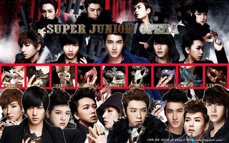 k pop opera themes k pop lover super junior opera wallpaper