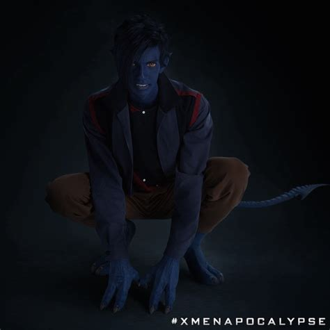 rise of the x men night of the owls checklist x men apocalypse begins production first official look at kodi smit mcphee as nightcrawler