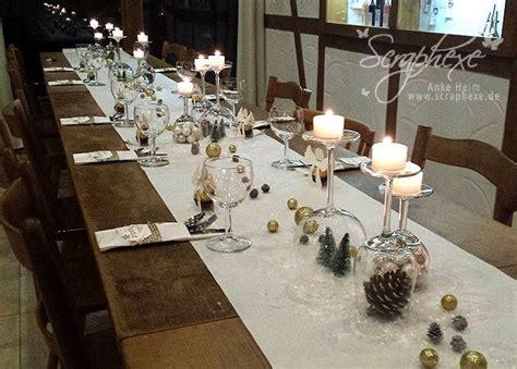Festliche Dekoration Hochzeit by Weihnachten Scraphexe Tisch Deko Weihnachten Festliche