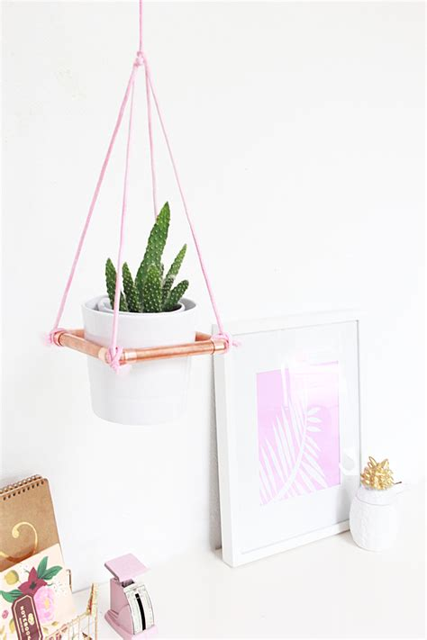 diy hanging planters 20 diy projects featuring rope crafts