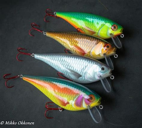 Handmade Bass Lures - 64 best handmade fishing lures images on