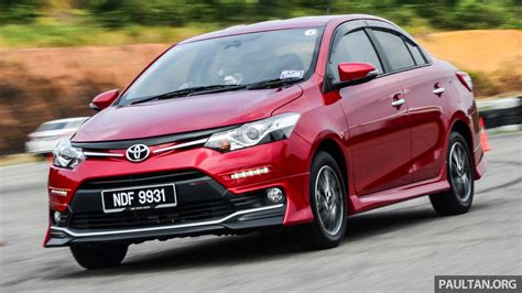 toyota vios driven 2016 toyota vios review but any better