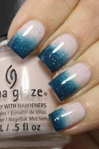 two color nails 17 gradient nail designs for this week pretty designs