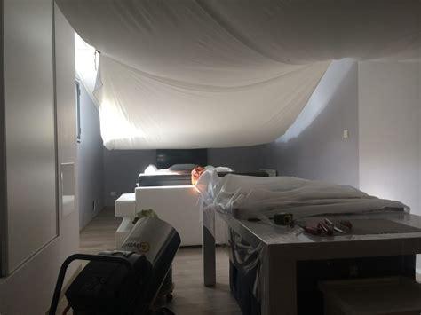 Pose D Un Plafond Tendu by Comment Poser Un Plafond Tendu Atmosph 232 Re Cr 233 Ations