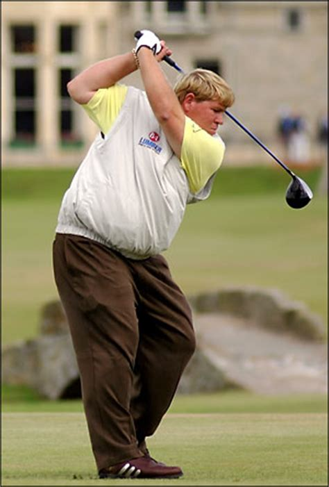 john daly swing the daly show again hot topics thrash talk the sand