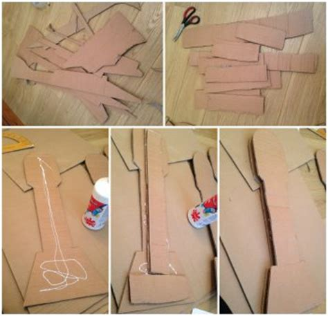 How To Make R2d2 Out Of Paper - how to make r2 d2 from cardboard