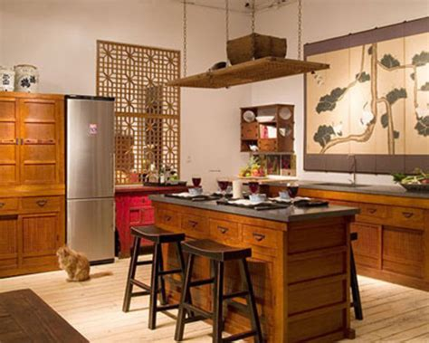 Asian Kitchen by How To Make Japanese Kitchen Design Interior Design Ideas