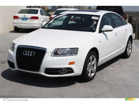 Audi A6 3 2 by Ibis White 2011 Audi A6 3 2 Sedan Exterior Photo 64505569