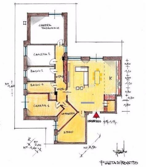planimetria di un appartamento appartamento 150 mq idea di progetto