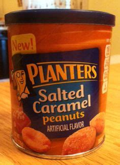Salted Caramel Peanuts Planters by Best Planters Caramel Peanuts Recipe On