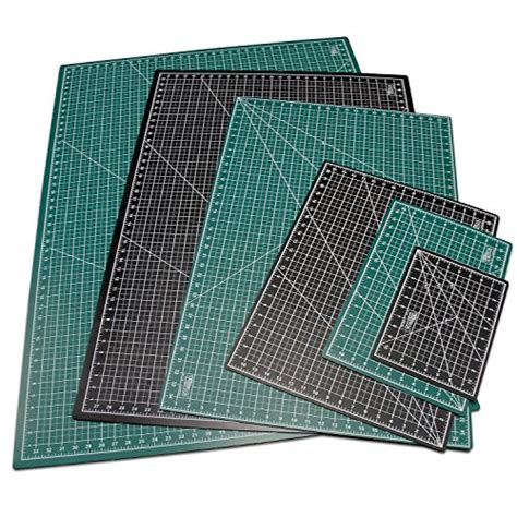 Table Top Cutting Mat by Us Supply 40 X 80 Green Black Professional Self