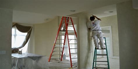 il commercial painting contractor interior exterior