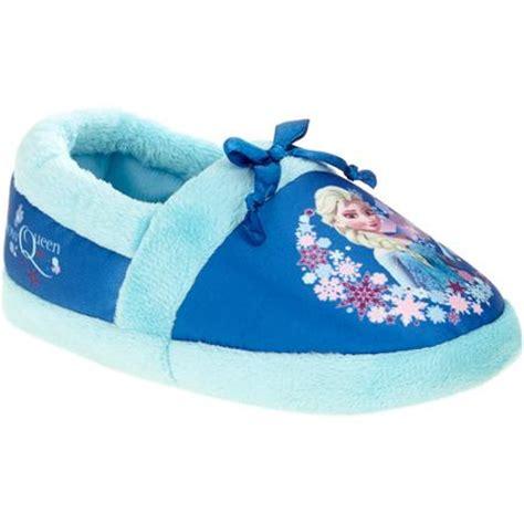 Elsa Bedroom Slippers Buy Disney Frozen Elsa And Toddler Aline