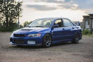 Mitsubishi Evo For Sale Mn Purchase Used 2006 Mitsubishi Lancer Evolution Gsr Sedan 4