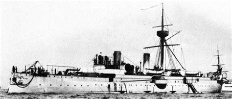 Qing Navy cruiser jingyuan 1887