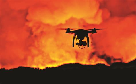 fire fighting drone game of drones insurance risk professional