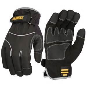 dewalt condition insulated size large work glove