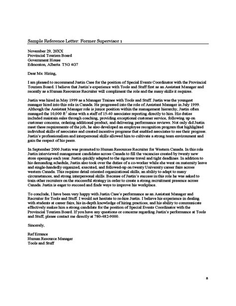 Reference Letter Of Alberta reference letters of alberta free