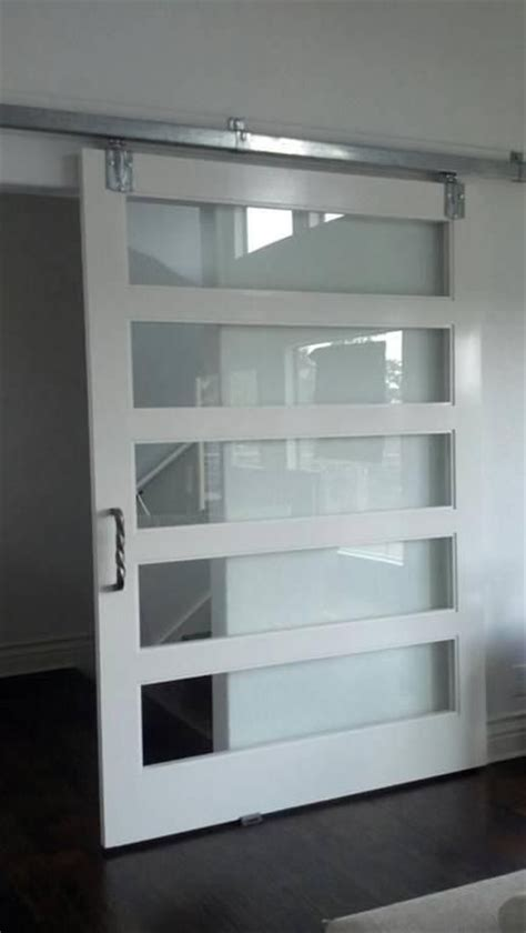 tall style  supa doors style   clear glass